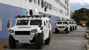 VENEZUELA--Fotos---10-detenidos-tras-allanamiento-de-la-OLP-en-La-Paz