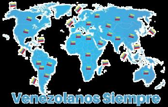 Venezolanos Siempre Logo 4 Transparente